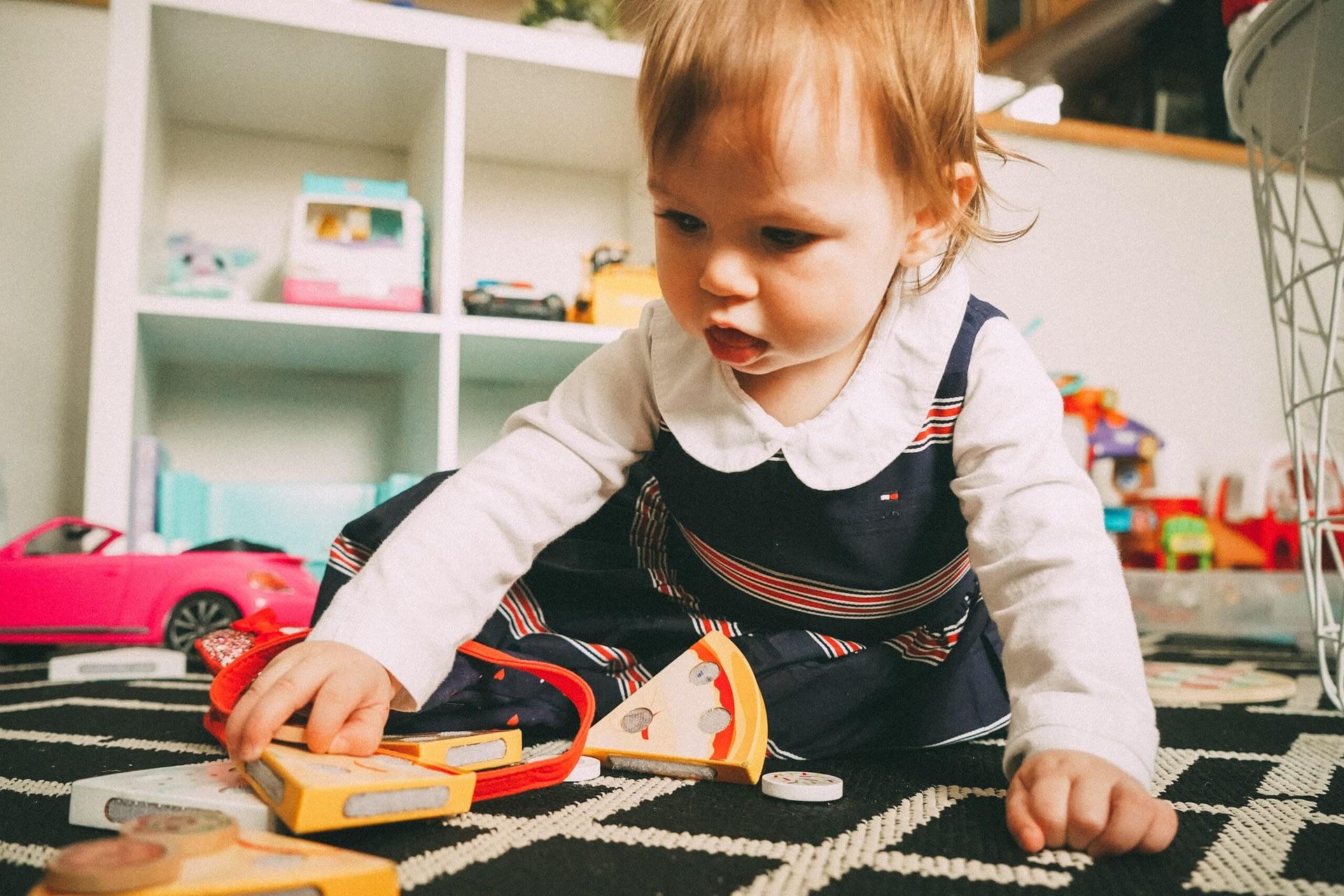 children ministry-nursery