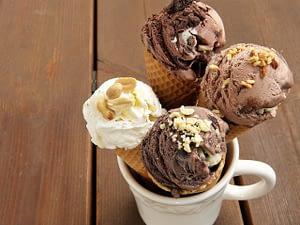 ice cream, milk ice cream, waffle-2367072.jpg